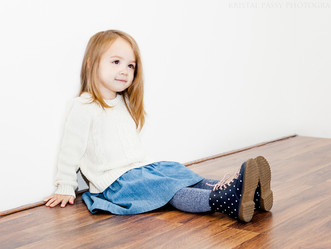 Being 3yrs Old- Family Portrait Photography