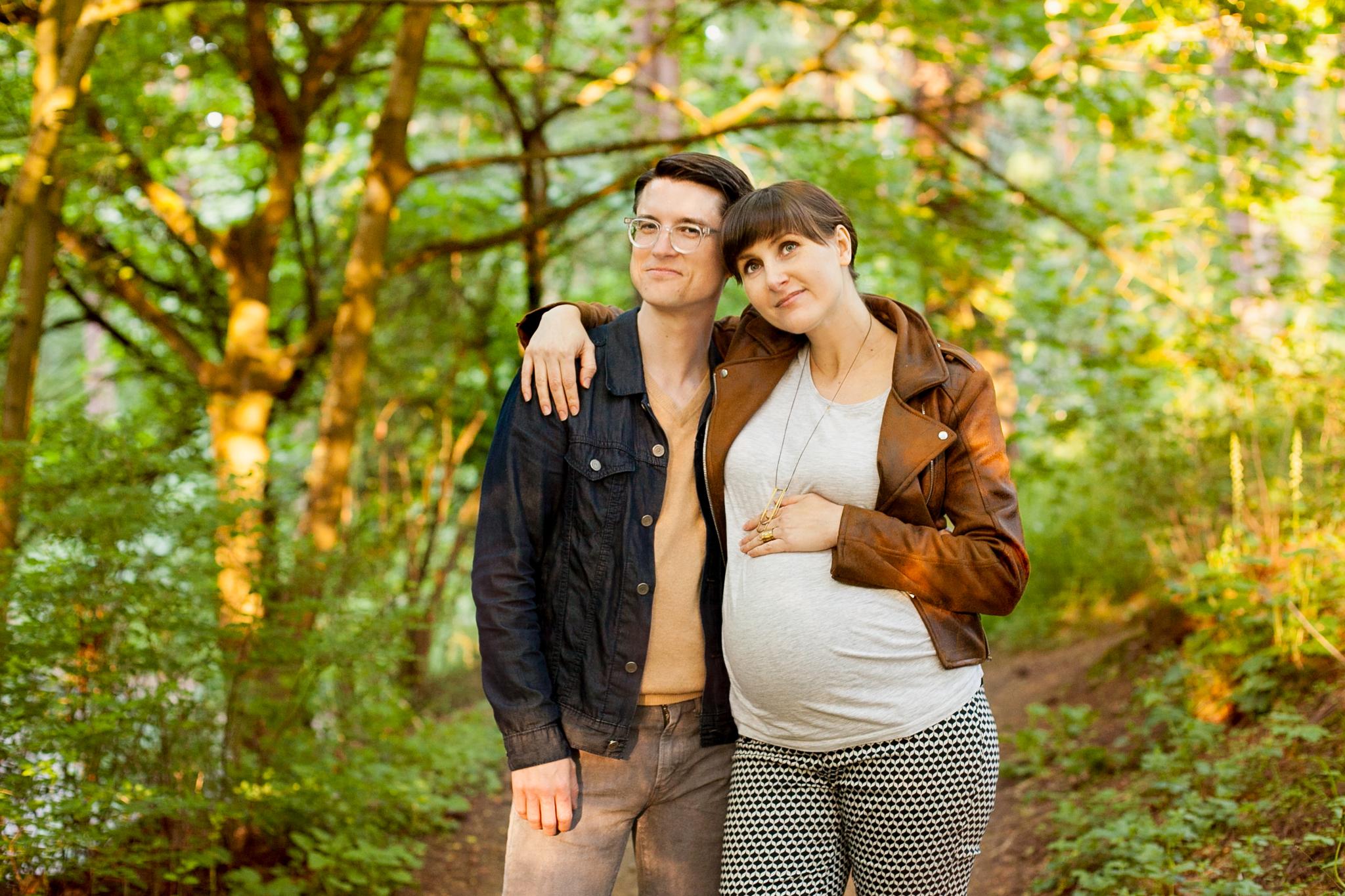Portland Maternity Photographer