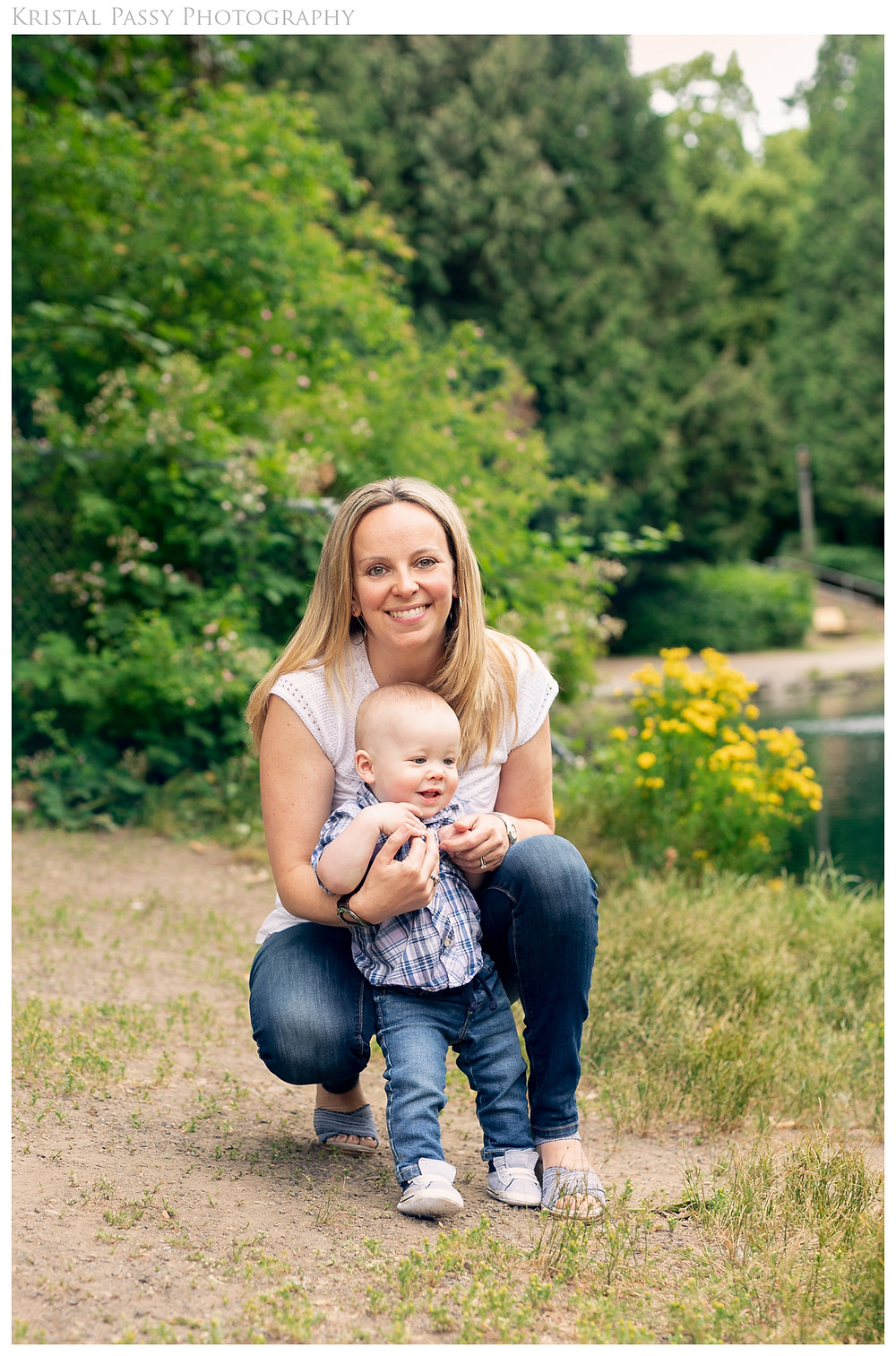 Laurelhurst Park Family Photos