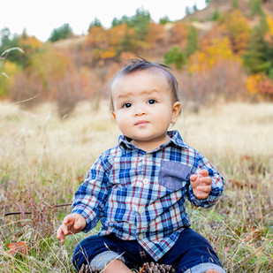 Fall Family Photography in Hood River, OR