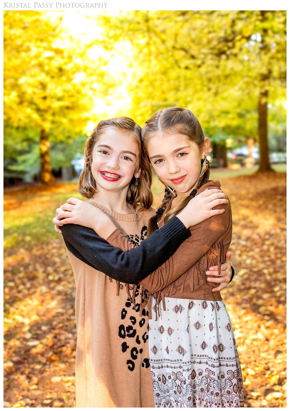 Fall Portrait Photography