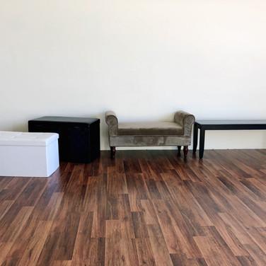 Posing Benches
