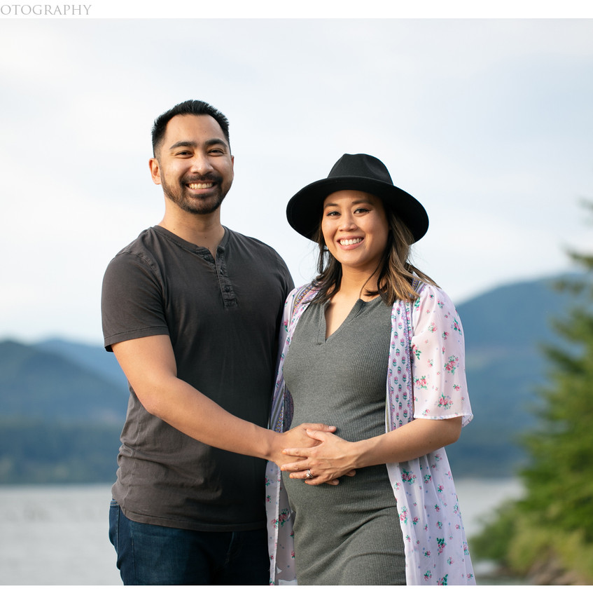 Portland Maternity Photographer