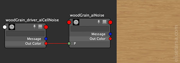 Procedural Wood Texture