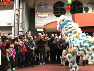 黒崎宿春のランタン祭り