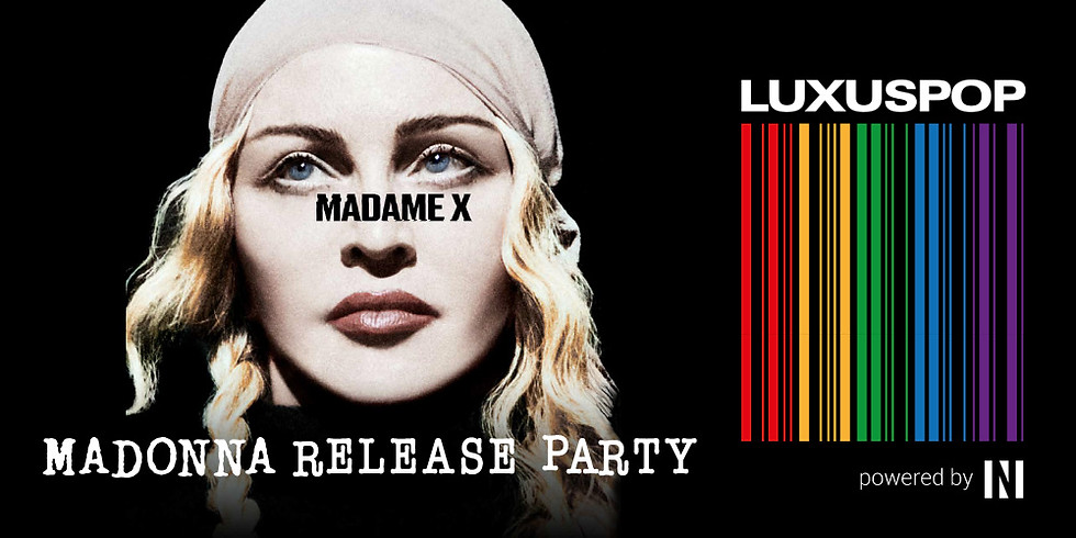 Luxuspop Madame X Release Party
