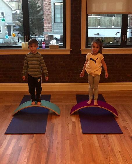 Wobbel Sundance (Wobbel Wave Yoga, Kids' Yoga)