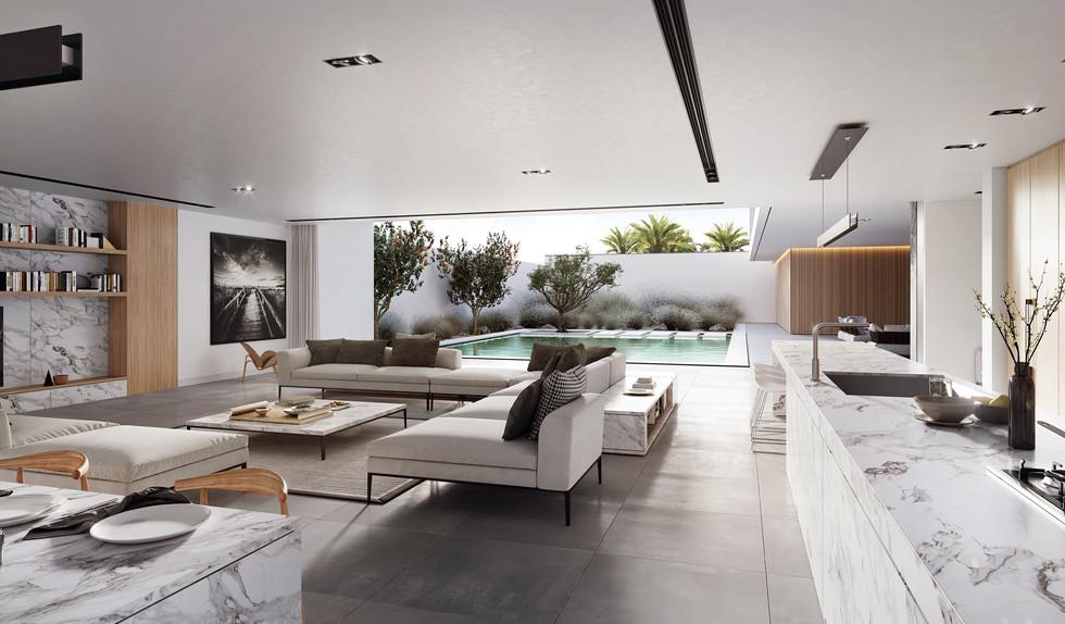 Project_01_Villa_01_ground floor interio