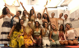 Turma Intuitive Healing - Março 2020 (Sydney)