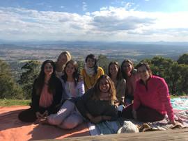 Turma em Tamborine Mountain - Aussie