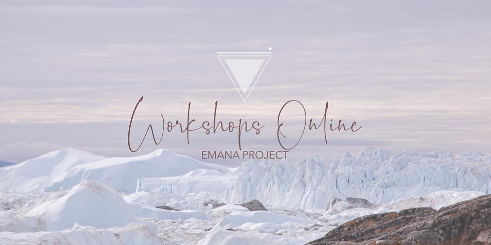 Workshop Online Emana | Mapa dos Sonhos