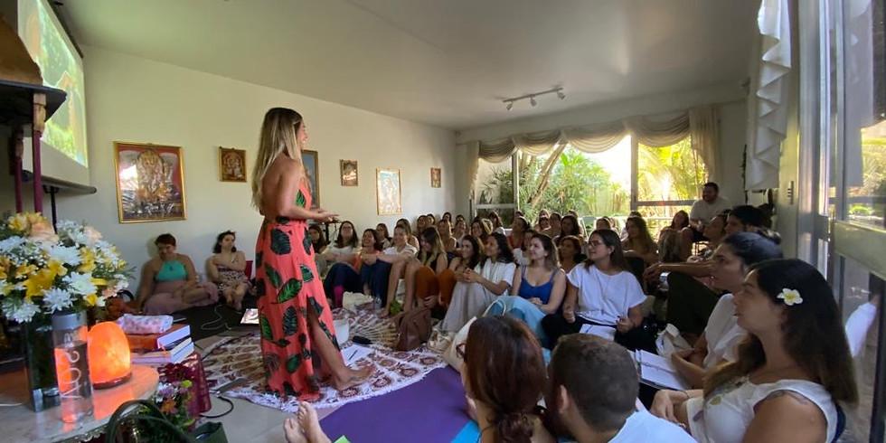 Intuitive Healing em São Paulo - 01 e 02 de agosto