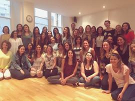Meditação Londres (UK) - jun 2018