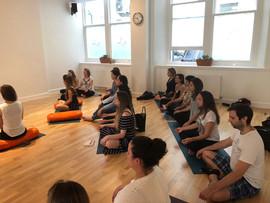 Meditação Londres - junho 2018