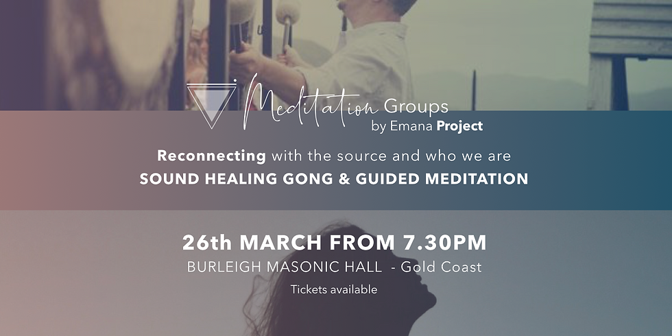 Meditation Groups || Reconnecting with the source and who we are