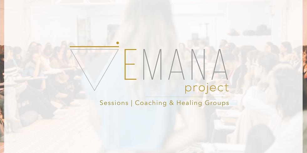 Emana Sessions em SP | 29 de Novembro de 2018
