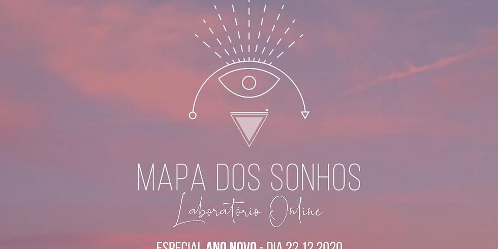 Laboratório Emana Online | Mapa dos Sonhos ed. especial Ano Novo