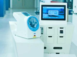 Медицинский аппарат самодиагностики