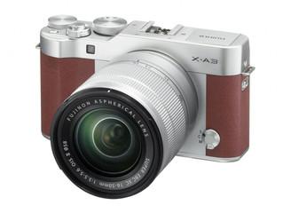 Fujifilm Х-А10 — новая селфи-камера