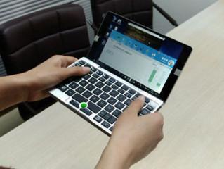 Первый прототип карманного ноутбука GPD