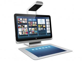 HP Sprout - моноблок с 3D-сканером и сенсорным управлением