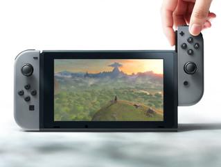 Nintendo Switch — гибридная игровая консоль
