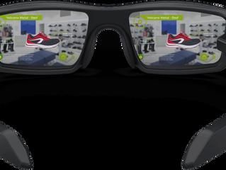 Очки дополненной реальности на движке Amazon Alexa от Vuzix