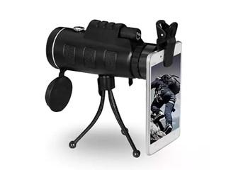 Zoomable 60X - монокуляр для смартфона с 60-кратным увеличением