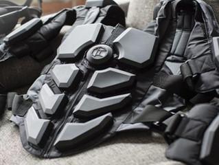 Тактильный костюм для VR