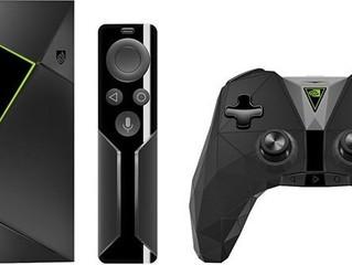 Изображение новой консоли NVIDIA Shield