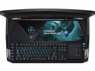 Acer представила Predator 21 X