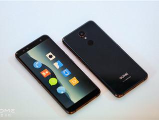 Смартфон с тройной биометрической защитой