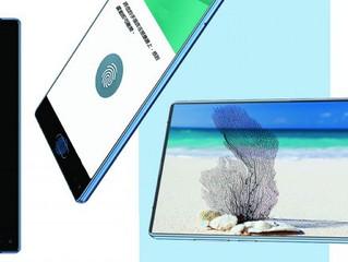 Безрамочный смартфон Eluga C от Panasonic