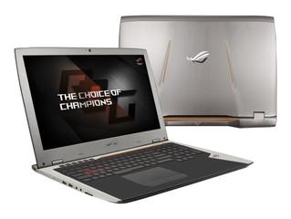 Стильный геймерский ноутбук с 17-дюймовым экраном