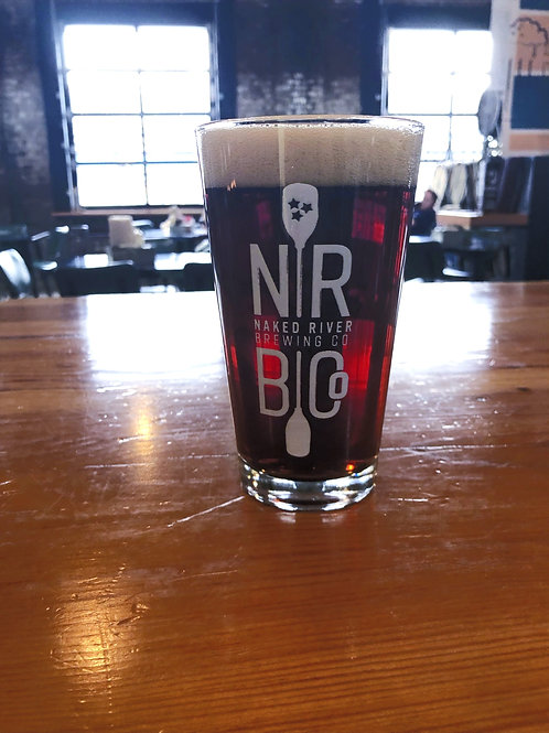 NRBC Pint Glass