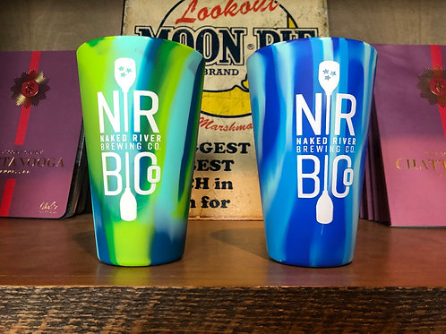 NRBC Silicone Pint Glass