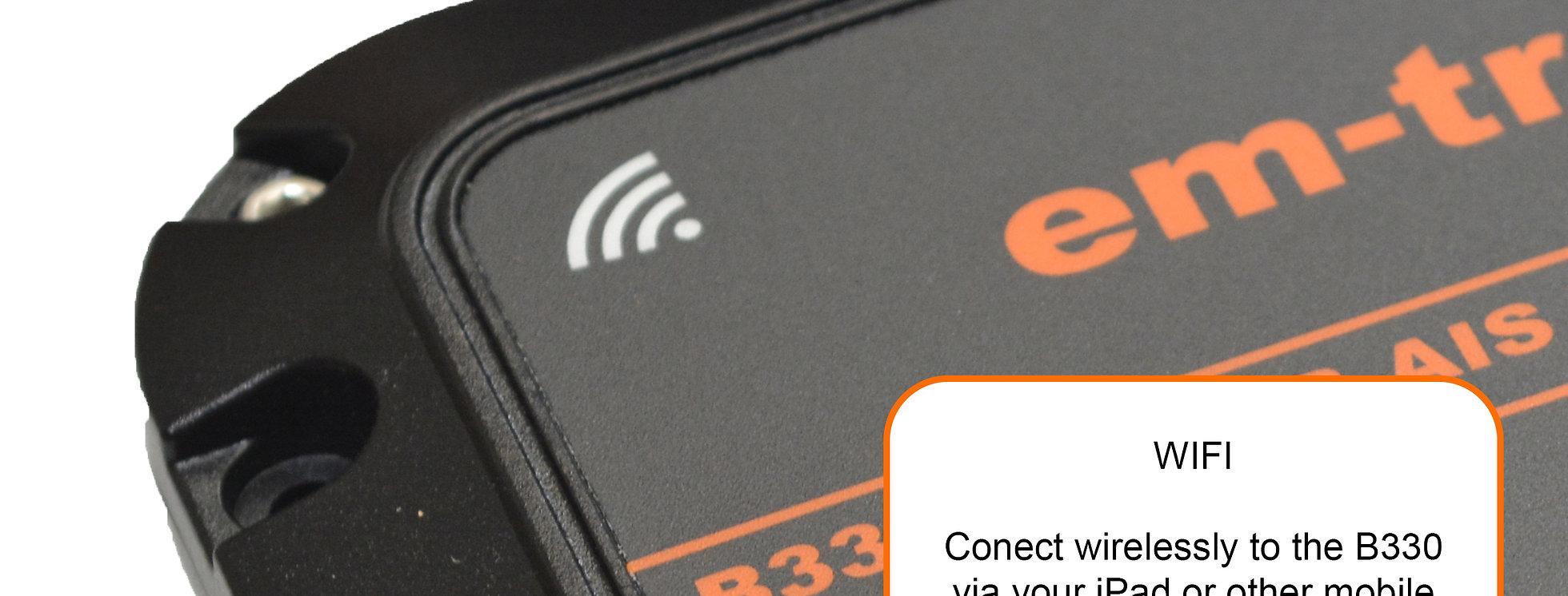 Ais Receiver Wifi