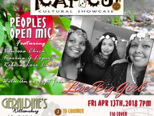 Live Big Girl at Capicu!
