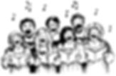 Singing Chorus Picture
