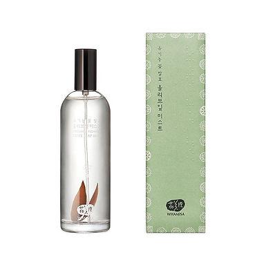 Brume hydratante visage bio à la feuille d'olivier 100 ml - Whamisa