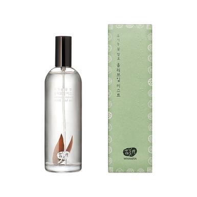 Brume hydratante visage feuille d'olivier 100 ml - Whamisa
