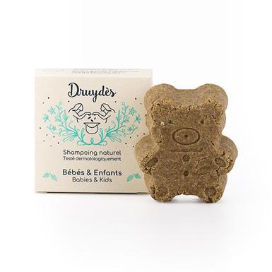 Shampoing Solide bio Bébé - Druydès