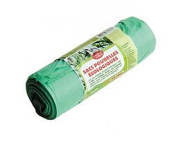 30 sacs poubelle écologiques 30L