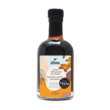 Crème balsamique pur jus de dattes - BioTamra