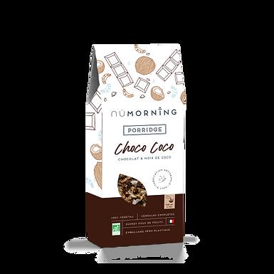 Porridge bio - Choco Coco - Nü Morning