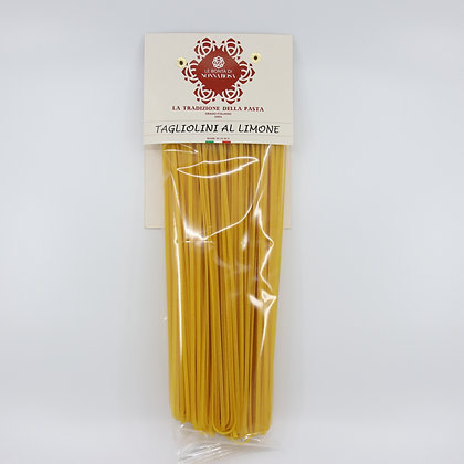 Pâtes longues - Tagliolini al Limone