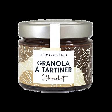 Granola à tartiner bio - Chocolat - nüMorning
