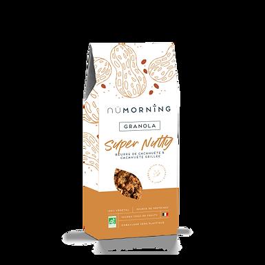 Granola bio - Super Nutty - nüMorning