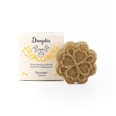 Shampoing Solide bio Douceur - Druydès