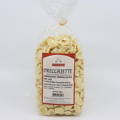 Pâtes - Orecchiette